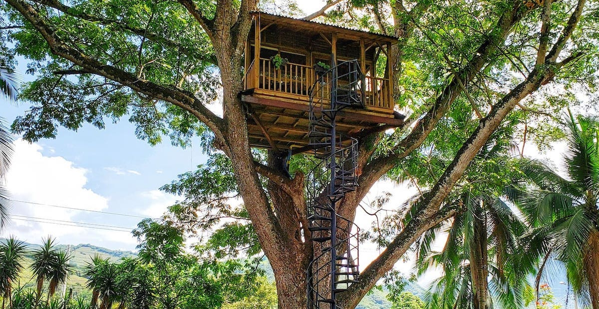 The Coolest Treehouse Lodges Near Bogotá